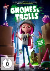 Gnomes & Trolls, 1 DVD Cover