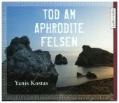 Tod am Aphrodite-Felsen, 5 Audio-CDs Cover