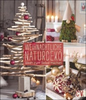 Weihnachtliche Naturdeko Cover