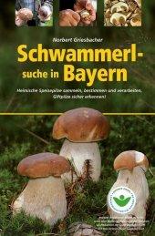 Schwammerlsuche in Bayern Cover