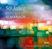 Regensburger Almanach 2018 Cover