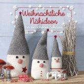 Weihnachtliche Nähideen Cover