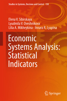 Economic Systems Analysis: Statistical Indicators