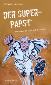 Der Superpapst Cover