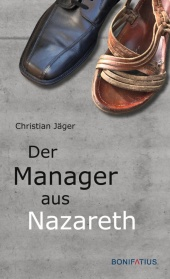Der Manager aus Nazareth Cover