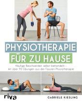 Physiotherapie für zu Hause Cover