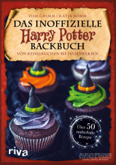 Das inoffizielle Harry-Potter-Backbuch Cover