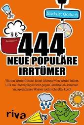 444 neue populäre Irrtümer Cover