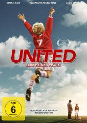 United, 1 DVD Cover