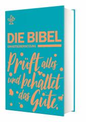 Schulbibel Die Bibel Einheitsübersetzung (Revision 2017), Petrol