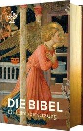 Die Bibel Einheitsübersetzung, mit Bildmotiven von Engeln Cover