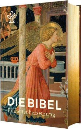 Die Bibel Einheitsübersetzung, mit Bildmotiven von Engeln