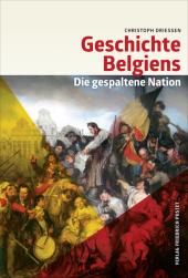 Geschichte Belgiens Cover
