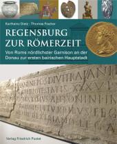 Regensburg zur Römerzeit Cover
