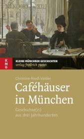 Caféhäuser in München Cover