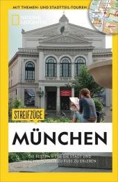 Streifzüge München Cover