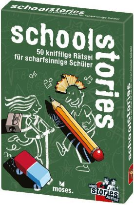 school stories (Kinderspiele)