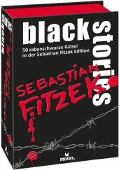 black stories Sebastian Fitzek Edition (Spiel)
