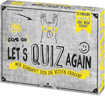 (Come on) Let's quiz again (Spiel)