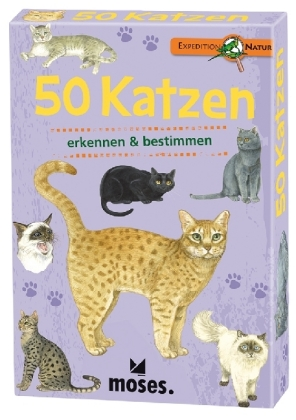 Expedition Natur 50 Katzen