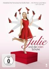 Julie und die roten Schuhe, 1 DVD