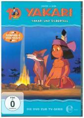 Yakari - Yakari und Silberfell, 1 DVD Cover