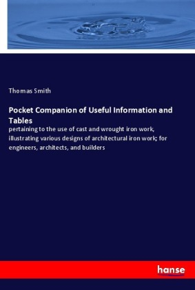 Pocket Companion of Useful Information and Tables