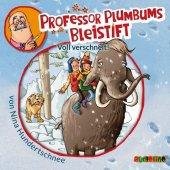 Professor Plumbums Bleistift - Voll verschneit!, 1 Audio-CD