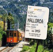 Eine Reise durch Mallorca, 1 Audio-CD
