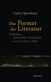 Das Format der Literatur