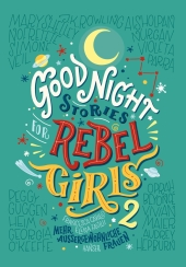 Good Night Stories for Rebel Girls Cover