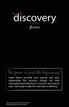 The Discovery Game Booklet