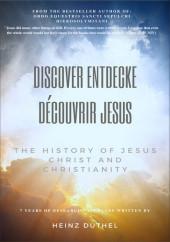 Discover Entdecke Découvrir Jesus