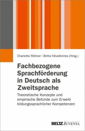 Fachbezogene Sprachförderung in Deutsch als Zweitsprache