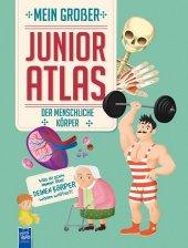Mein großer Junior Atlas - Der menschliche Körper Cover