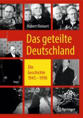 Das geteilte Deutschland Cover