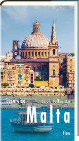 Lesereise Malta Cover