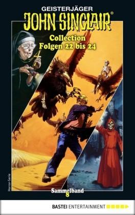 John Sinclair Collection 8 - Horror-Serie