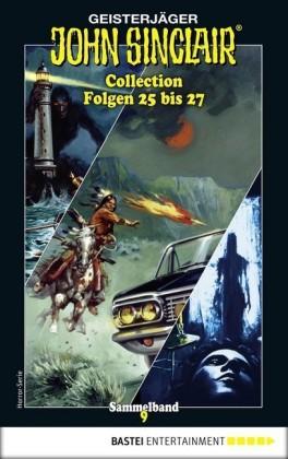 John Sinclair Collection 9 - Horror-Serie