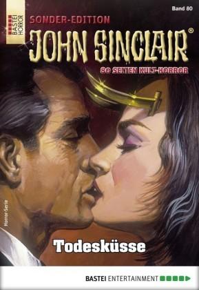 John Sinclair Sonder-Edition 80 - Horror-Serie