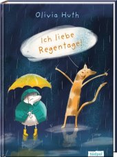 Ich liebe Regentage! Cover