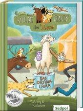 Das Wilde Haus der Tiere - Das Drama-Lama Cover