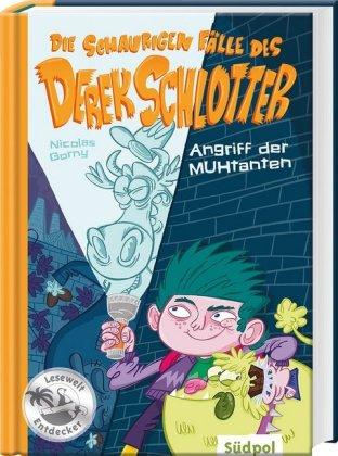 Die schaurigen Fälle des Derek Schlotter - Angriff der MUHtanten