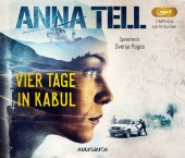 Vier Tage in Kabul, 2 MP3-CDs