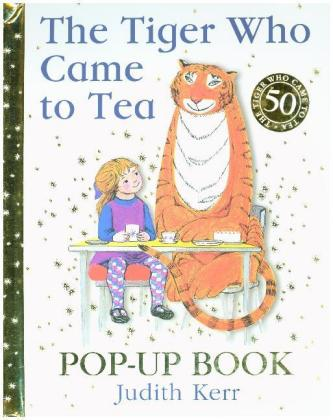 The Tiger Who Came To Tea, Pop-Up Book