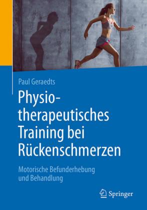Physiotherapeutisches Training bei Rückenschmerzen