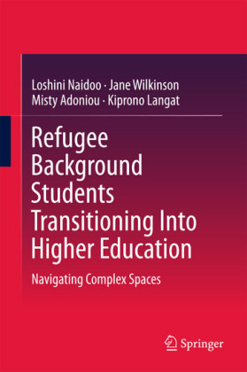 Refugee Background Students Transitioning Into Higher Education