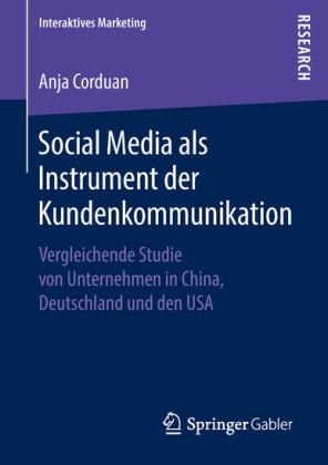 Social Media als Instrument der Kundenkommunikation