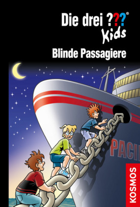 Die drei ??? Kids, 76, Blinde Passagiere (drei Fragezeichen Kids)