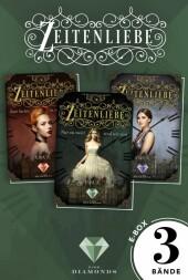 Zeitenliebe: Alle Bände der romantischen 'Zeitenliebe'-Trilogie in einer E-Box!